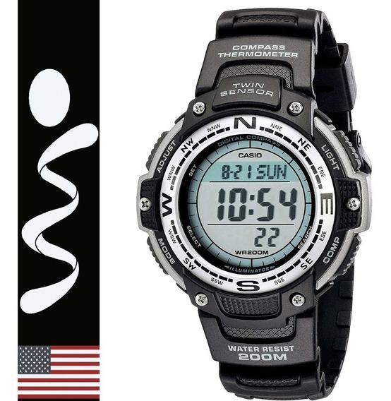Reloj Casio Sport Sgw-100 Termometro Brujula 100% Original