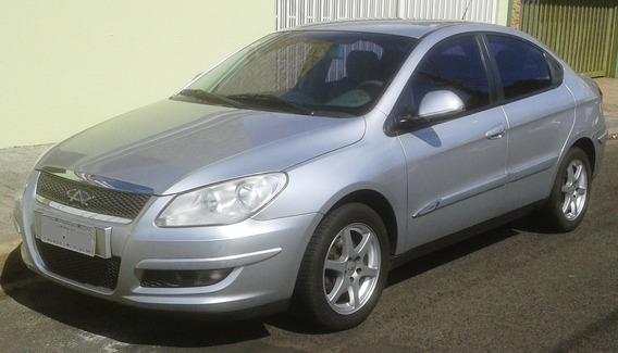 Chery Cielo Sedan 1.6 16 V, 2010, Prata