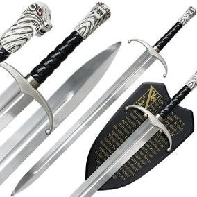 Espada Game Of Thrones Jon Snow Longclaw Cosplay Garra Longa