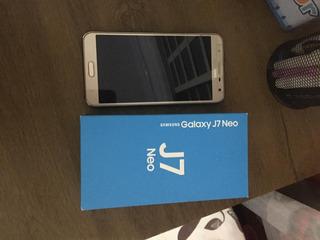 Celular Samsung J7-neo, 16gb, 4g