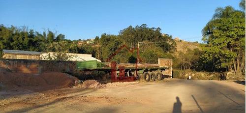 Imagem 1 de 12 de Chácara À Venda No Bairro Palmeira - Pinheiral/rj - St1090