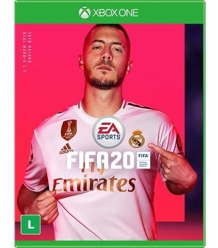 Fifa 20 Xbox One Código 25 Dígitos Promoção