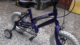Bicicleta Rodado 12 Halley