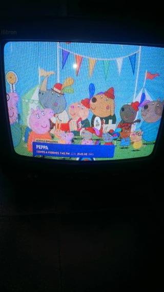 Televisor Samsun 14 Pulgadas Operativo Con Control