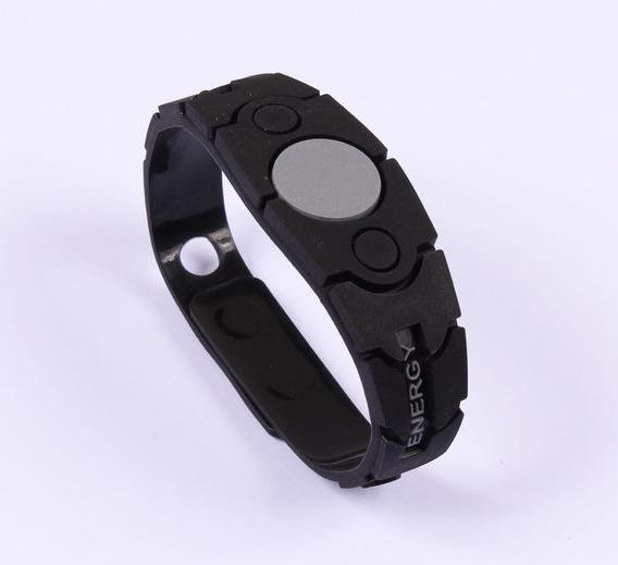 Pulseira Magnetica Ivl Energy Bracelete Terapeutica Kit 5 Un