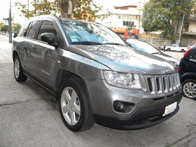 Jeep Compass Limited 2.4 Cvt Automatica 4x4 2013