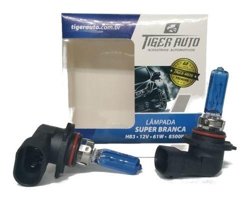 Kit Lampada Super Branca Hb3 8500k Premium