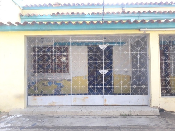 Se Vende En Calle Carabobo, Comoda Casa Cerca De Autorica