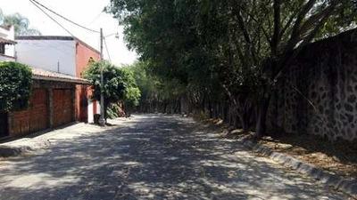 Terreno Urbano En Vista Hermosa / Cuernavaca - Amr-229-tu