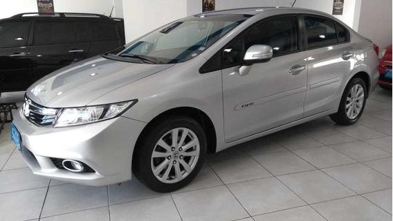 Honda Civic 2.0 Lxr Automático 2014 / 2014
