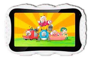 Tablet Unnic Uctk02 Kids 7 Blanca Con Funda