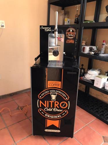 Cafetera Cold Brew Nitro
