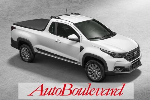 Fiat Strada Endurance 2021. Financiacion Bancaria 60 Meses!!