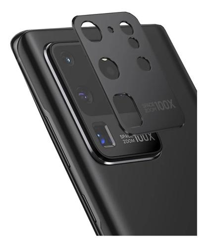 Protector Aluminio Camara Samsung S20 + Ultra No Es Vidrio