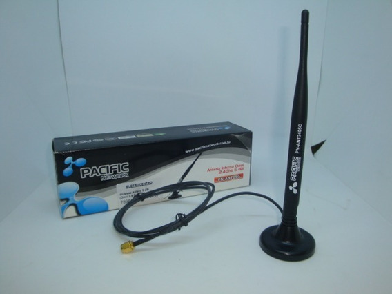 Kit C/ 15 Antenas Wireless 5 Dbi 2.4 Ghz Pn-ant05g