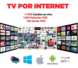 Iptv Ecuador Tv Por Internet