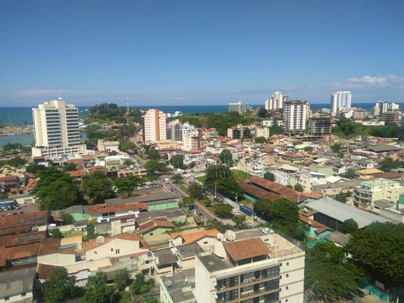 Flat Com 1 Dormitório Para Alugar, 29 M² Por R$ 1.200,00/mês - Imbetiba - Macaé/rj - Fl0287