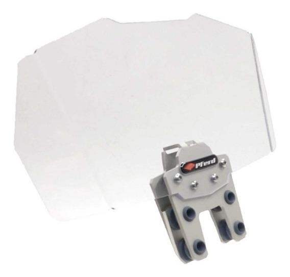 Deflector De Viento Std Fijo Pinza Aluminio - Pferd®