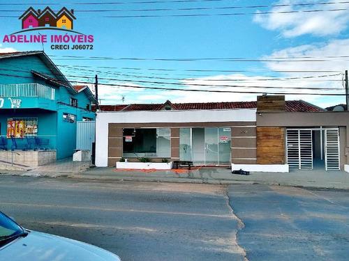 Imovel Comercial Com Residencia - Av. Das Flores - Carambeí