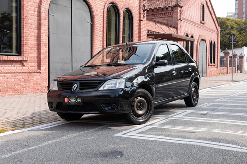 Imagem 1 de 13 de  Renault Logan Expression 1.0 16v (flex)