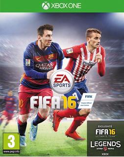 Fifa 16 Xbox One ( Sellado ) E-games.cl
