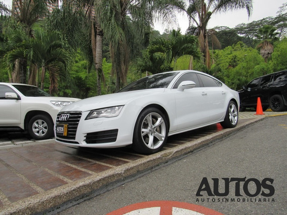 Audi A7 Sport Hatchback At Sec Turbo Cc3000