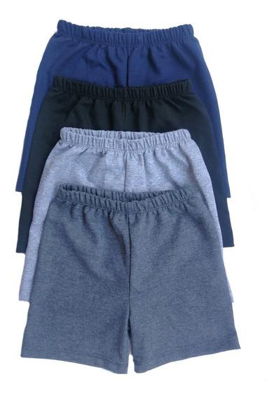 Short Bermuda Pantalon Escolar Niños Niñas Deportivo