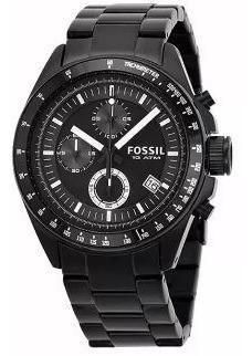 Relogio Fossil Decker Ch2601 Importado Eua