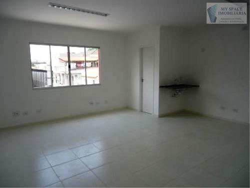 Sala Para Alugar, 60 M² Por R$ 4.850,00/mês - Pinheiros - São Paulo/sp - Sa0031