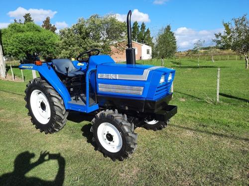 Tractor Iseki Ta 210 4x4
