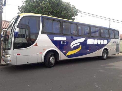 Imagem 1 de 11 de Onibus Rodoviario G6 Marcopolo 1050 Mbenz