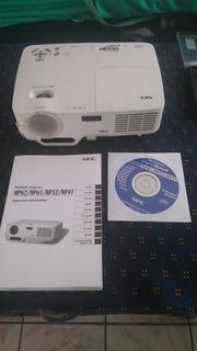 Proyector Data Nec Np41