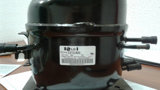 Compresor 1/4 Hp 110v Nuevo Nevera Congelador Lg Con Kit