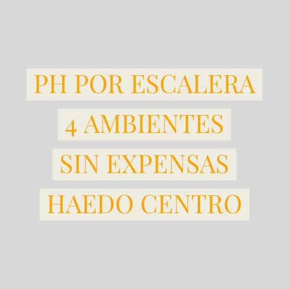 Alquiler Ph De 4 Amb Por Esc. Sobre Av Rivadavia. Haedo
