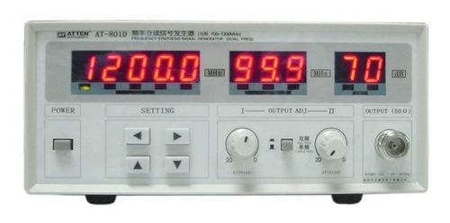 Generador De Señales De Radio Frecuencia Atten At-801d