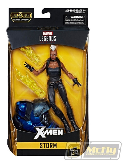 Marvel Legends Storm Man X-men Apocalypse Lacrado Original