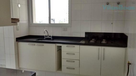 Apartamento Residencial Para Locação, Parque Residencial Aquarius, São José Dos Campos. - Ap1524