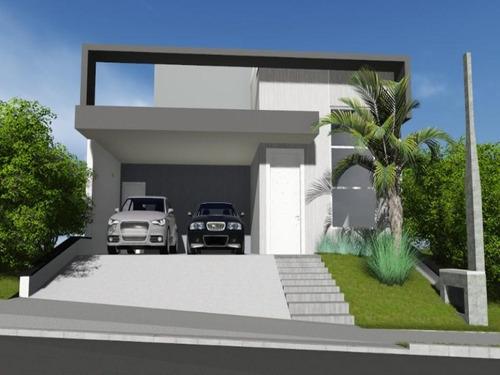 Casa Com 3 Dormitórios À Venda, 180 M² Por R$ 800.000 - Condomínio Vila Dos Inglezes - Sorocaba/sp. - Ca0014 - 67639867