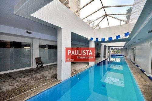 Apartamento À Venda, 235 M² Por R$ 5.400.000,00 - Vila Nova Conceição - São Paulo/sp - Ap23658