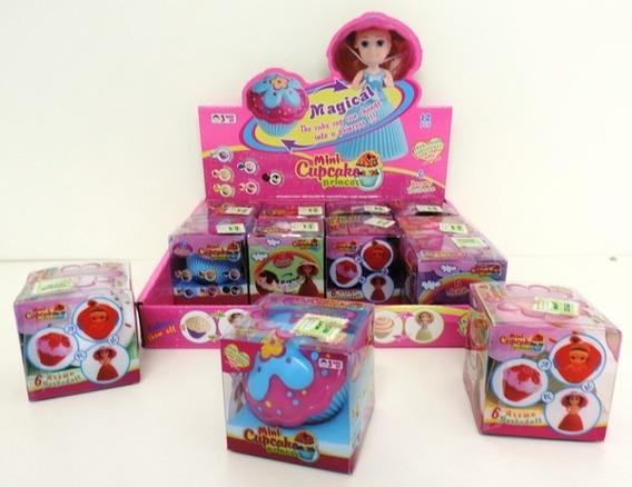 Muñeca Popcake Sorpresa Princesas Perfumadas Aromas Mini