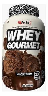 Whey Gourmet 900g Fn Forbis (best) Whey 25g Proteinas