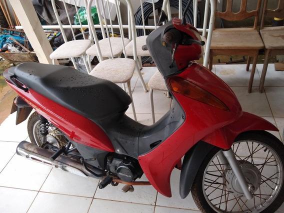 Honda Biz 100 Partida Elet