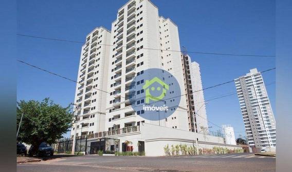 Apartamento Novo À Venda, Bairro Bom Jardim, Edifício Green Plaza, Com 2 Dormitórios, 71 M² Por R$ 310.000 - São José Do Rio Preto/sp - Ap7334