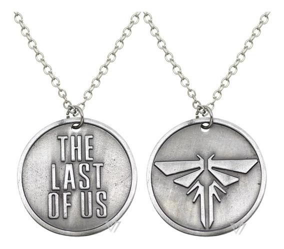 Colar The Last Of Us - Vaga-lume De Metal