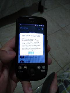 Celular Htc Magic Android Funcionando Ok