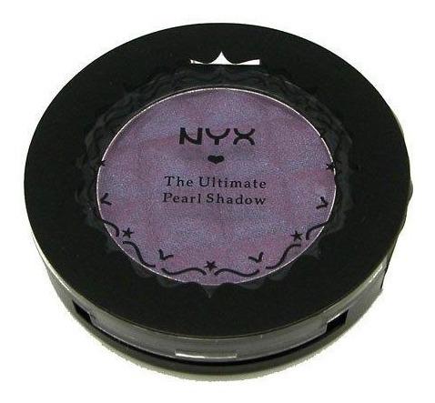 Nyx - The Ultimate Pearl Eyeshadow - Purple Pearl