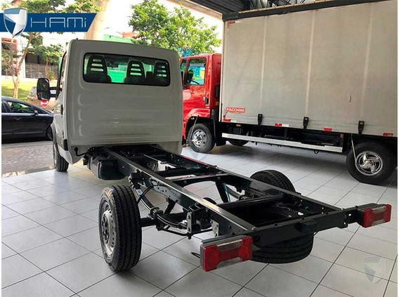 Iveco 35s14 Chassi Cabine Diesel Branco Manual 2019