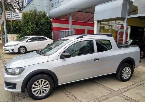 Volkswagen Vw Saveiro 1,6 Power Cabina Doble Año 2016