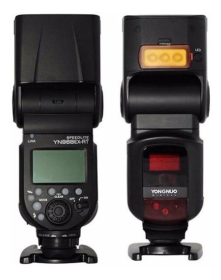 Flash Yongnuo Yn 968 Ex Rt Nikon Pronta Entrega
