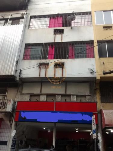 Prédio  Localizado(a) No Bairro Centro Em Santos / Santos  - 5741